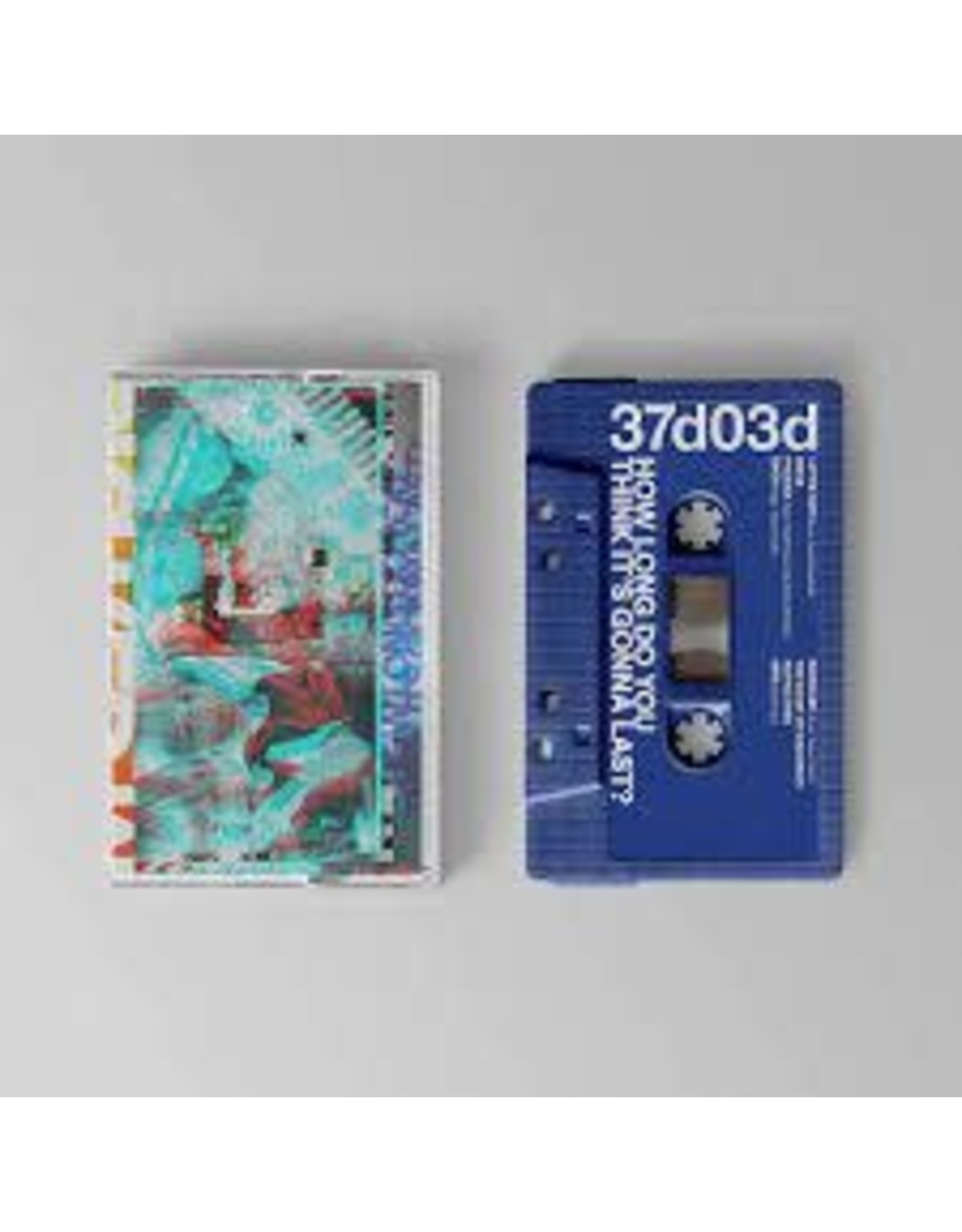 Big Red Machine - How Long Do You Think It's Gonna Last? CASSETTE