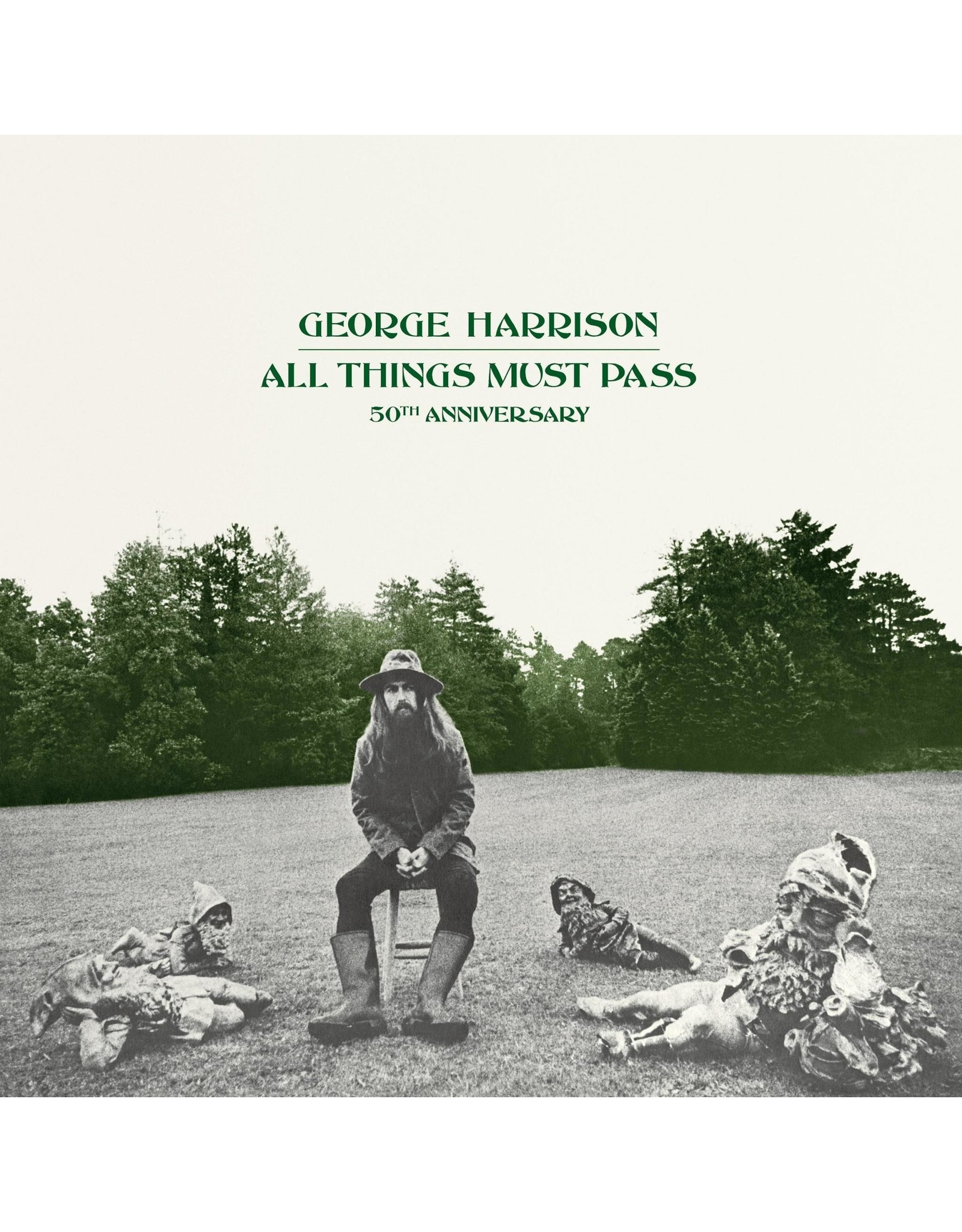 Harrison, George - All Things Must Pass 50th Anniversary 5CD Set