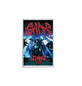 GWAR - Scumdogs XXX Live Cassette