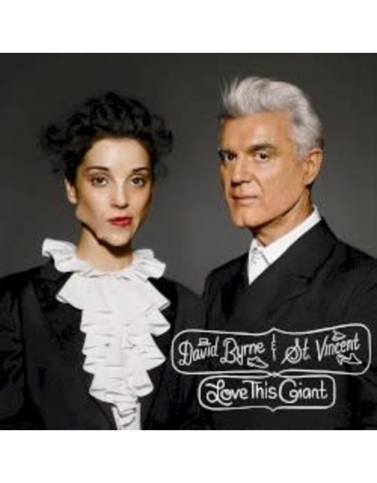 Byrne, David & St Vincent - Love This Giant LP