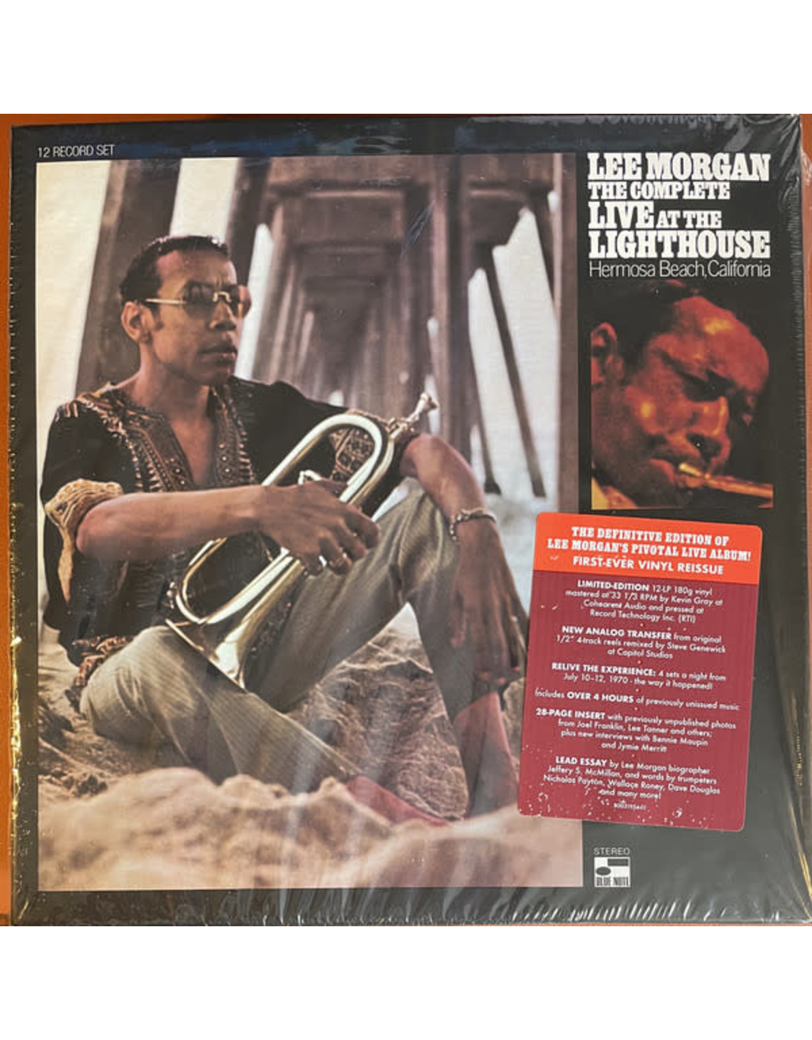 Morgan, Lee - The Complete Live At The Lighthouse 12 LP Box Set