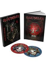 Iron Maiden - Senjutsu Deluxe 2CD/Book