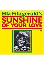 Fitzgerald, Ella - Sunshine Of Your Love LP
