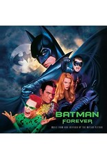 OST - Batman Forever BLUE AND SILVER LP