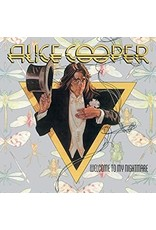 Cooper, Alice - Welcome To My Nightmare CLEAR LP