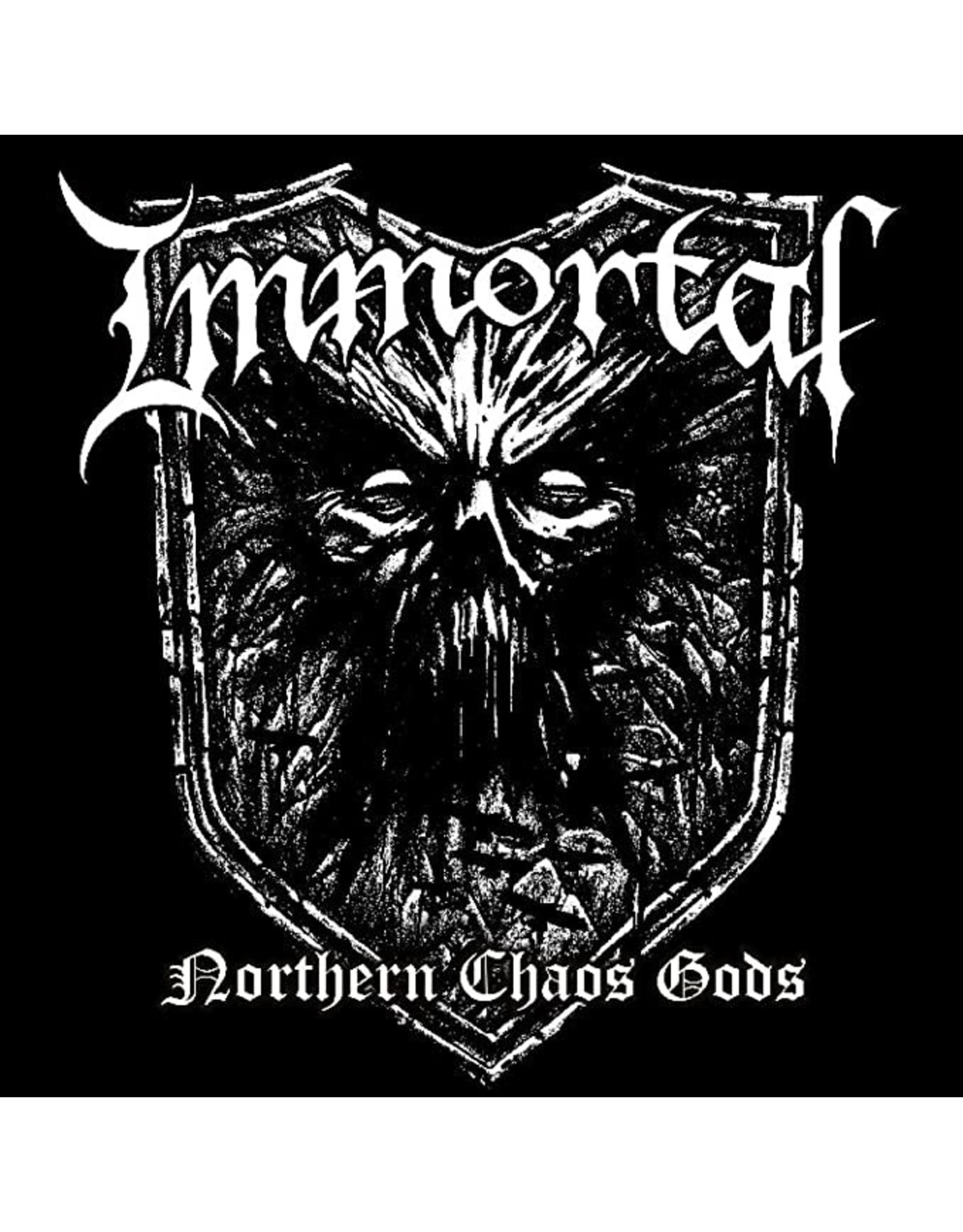 Immortal - Northern Chaos Gods LP (White Vinyl)
