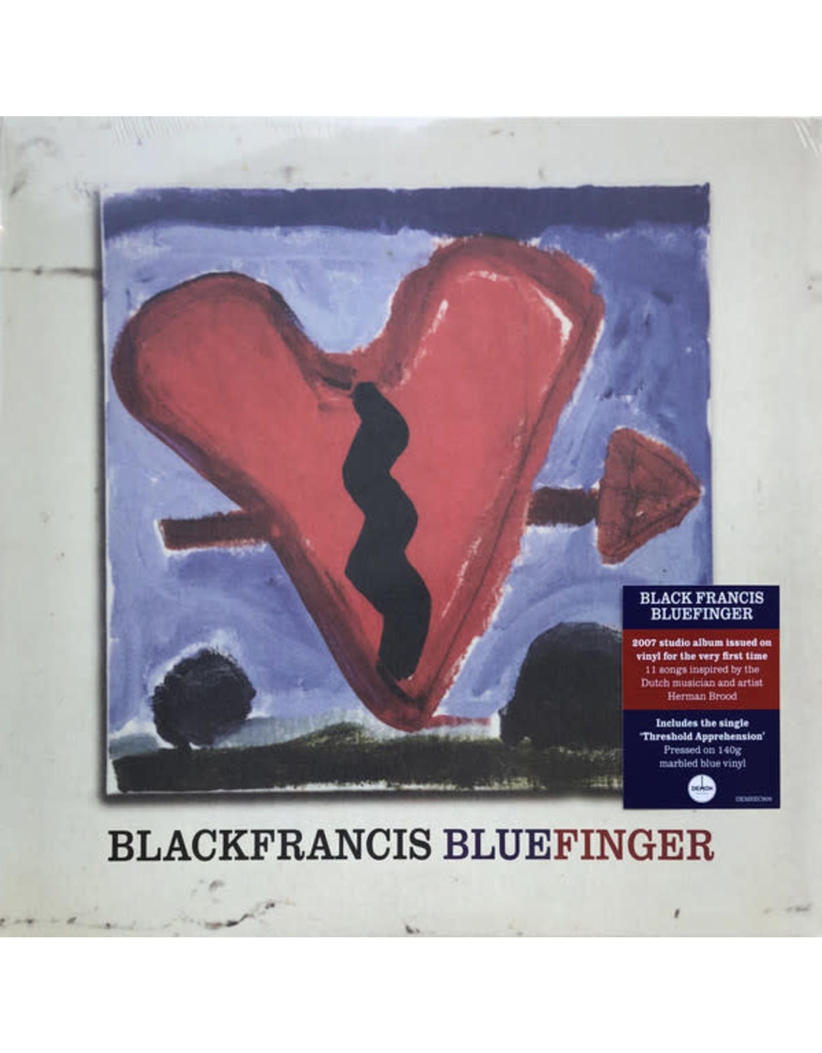 Black Francis - Blue Finger LP (Marbled Blue 140G Vinyl)