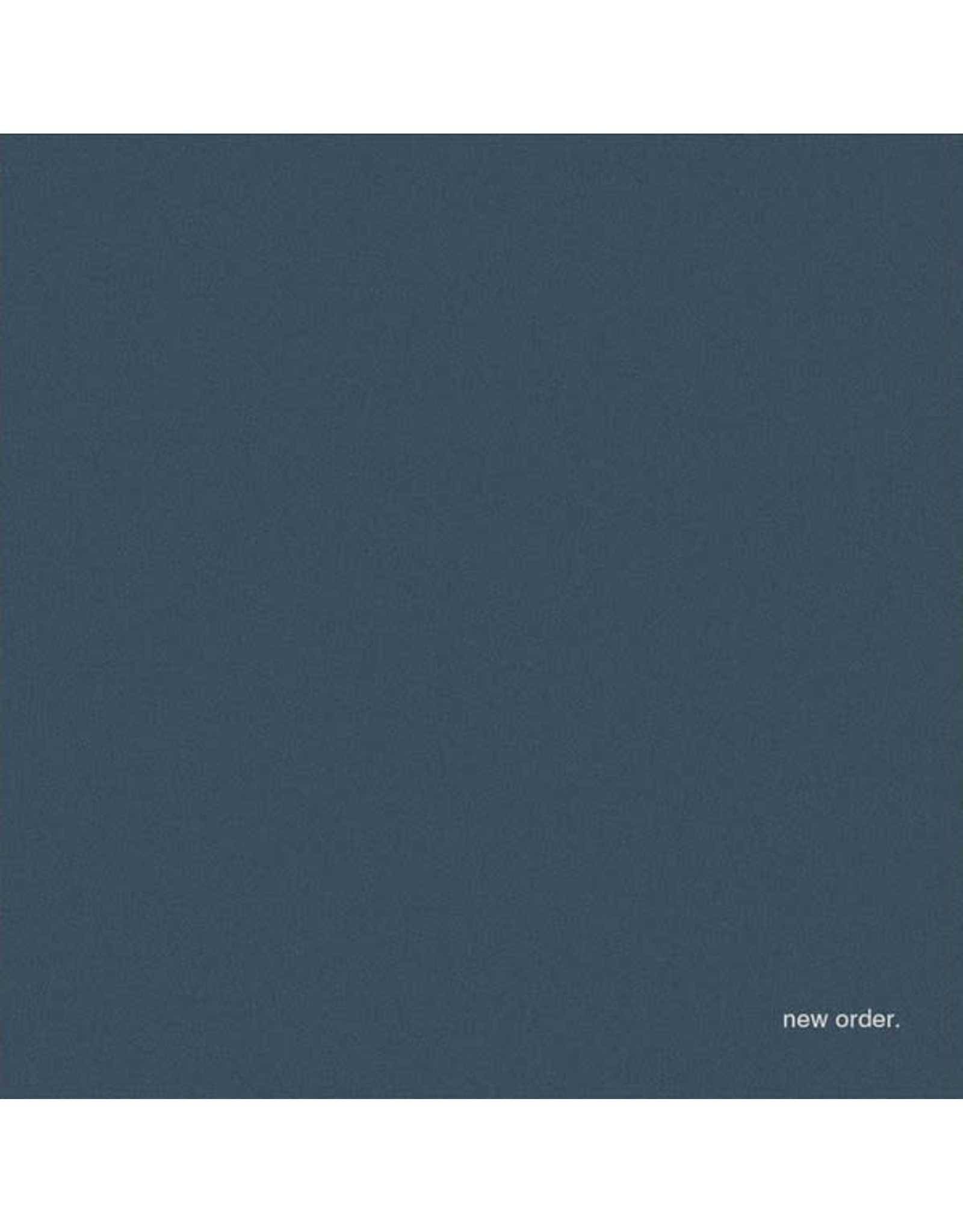New Order - Be A Rebel [Remixes] 2LP (ltd. edition clear vinyl)