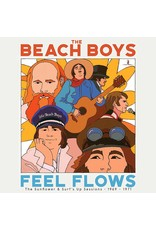Beach Boys - Feel Flows: The Sunflower & Surf's Up Sessions 1969-1971 (4LP/black)