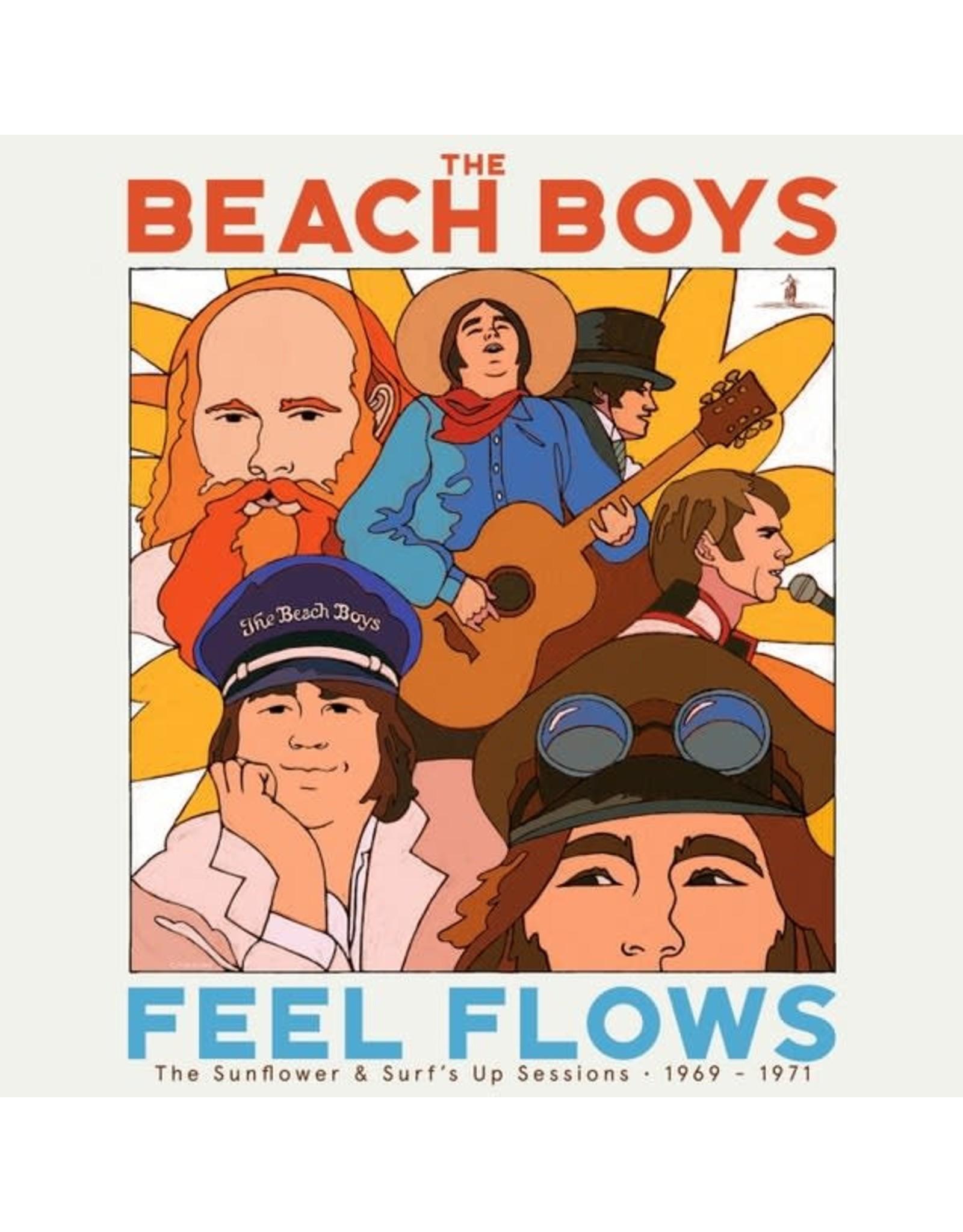 Beach Boys - Feel Flows: The Sunflower & Surf's Up Sessions 1969-1971 (2LP/black)