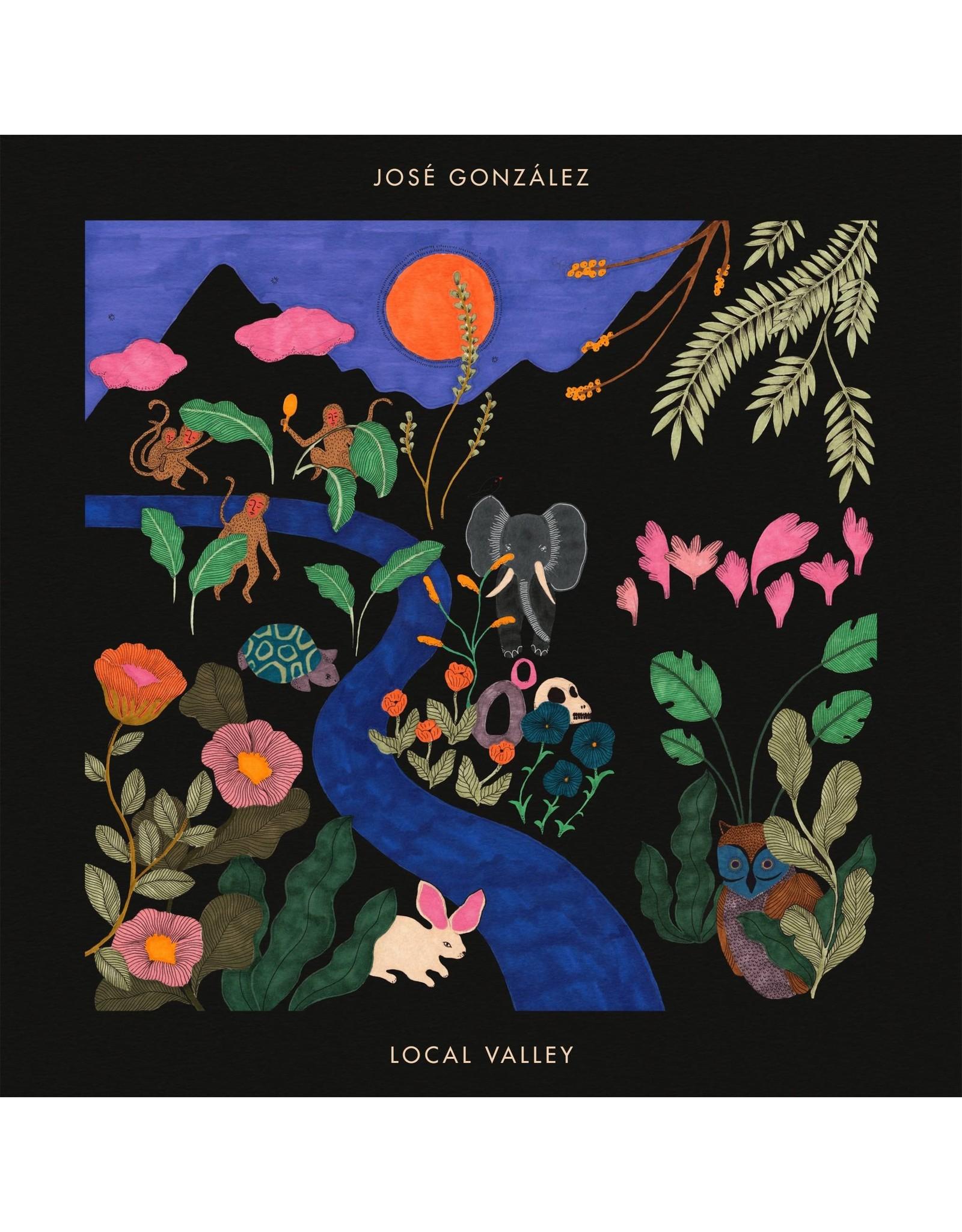 Gonzalez, Jose - Local Valley (green vinyl)