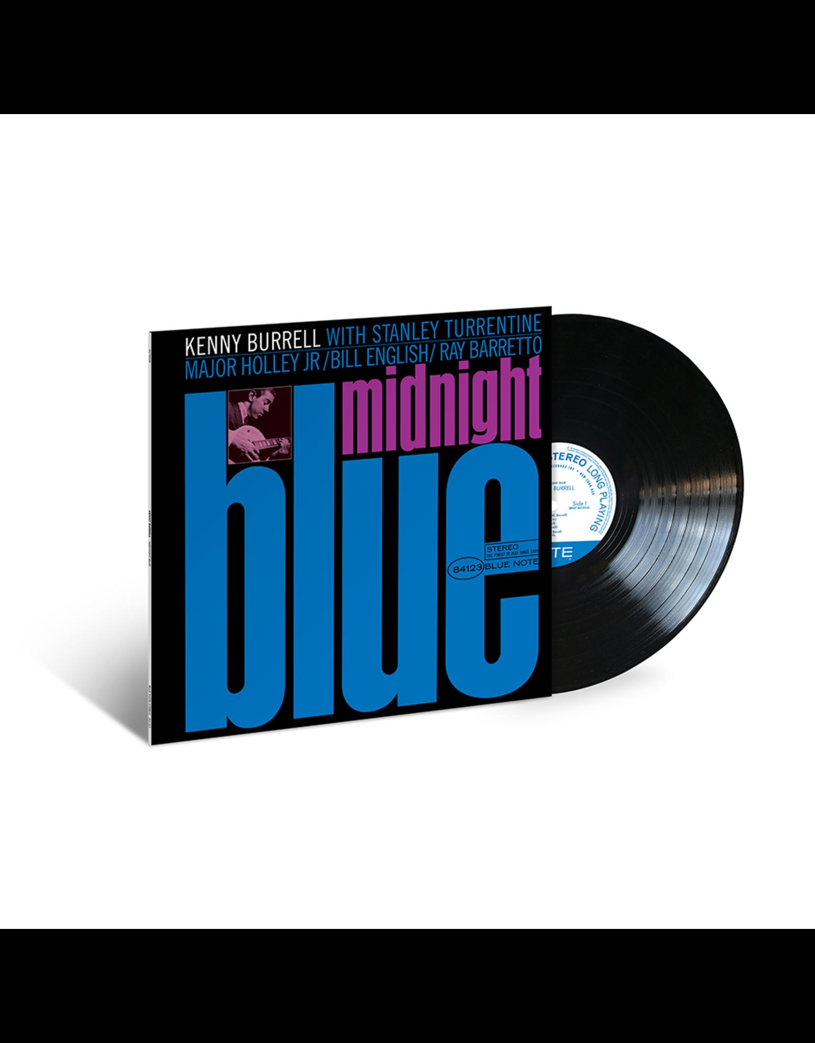 Burrell, Kenny - Midnight Blue LP