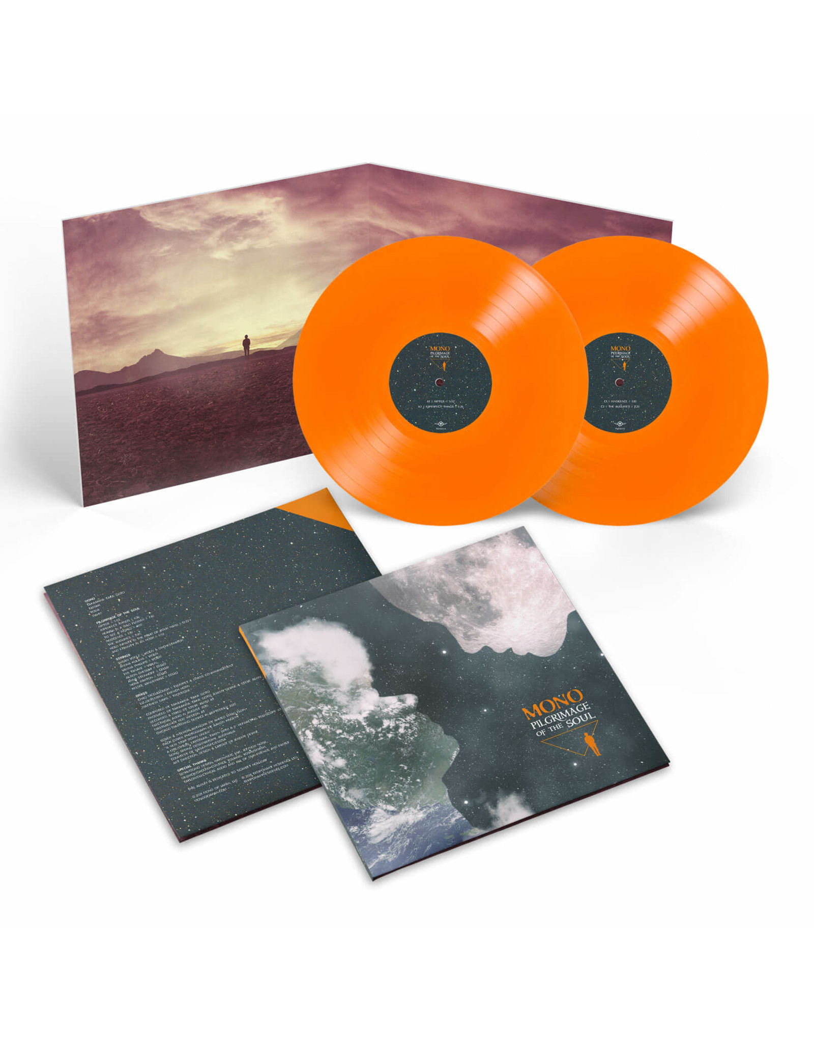 Mono - Pilgrimage of the Soul 2LP (orange vinyl)