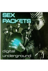 Digital Underground - Sex Packets (2LP-180g/Clear Blue Vinyl)