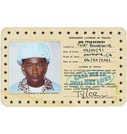 Tyler The Creator - Call Me If You Get Lost CD
