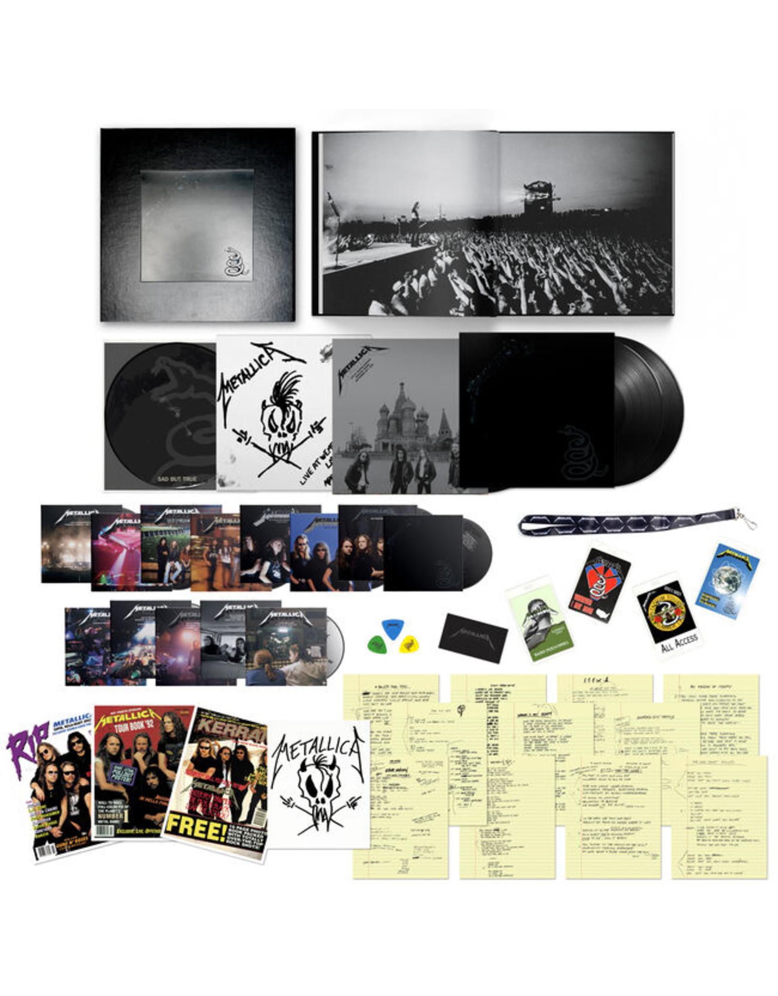 Metallica - Black Album (Remastered) (Limited Edition Deluxe Box Set)