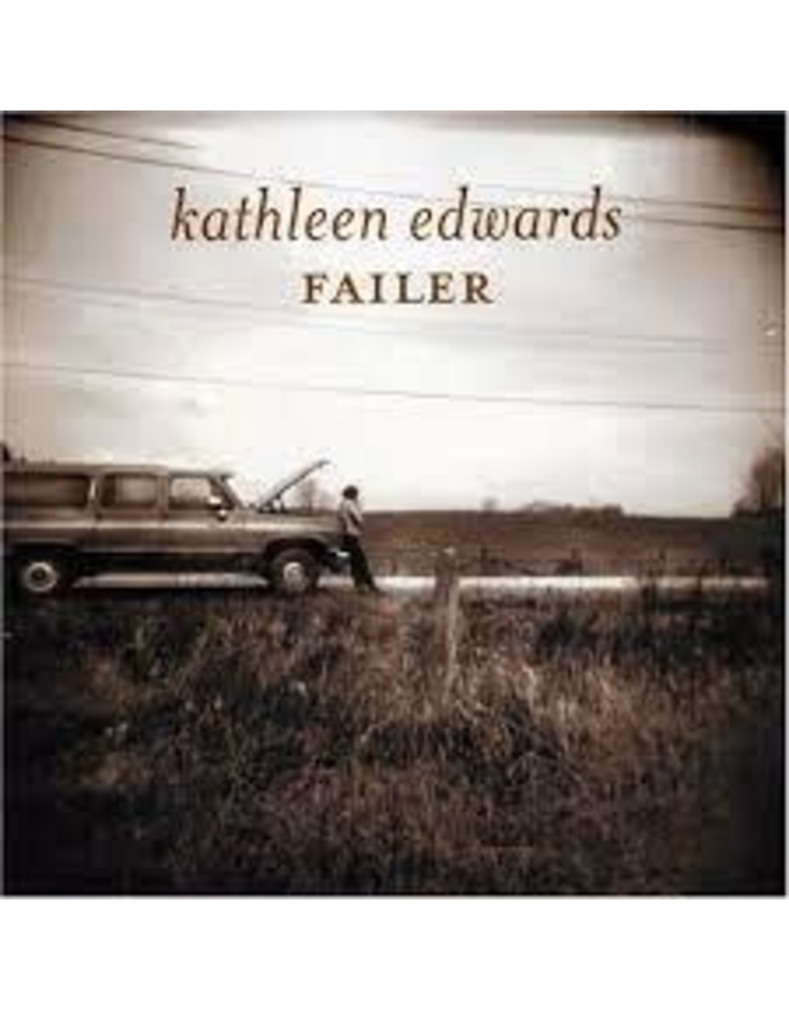 Edwards, Kathleen - Failer LP
