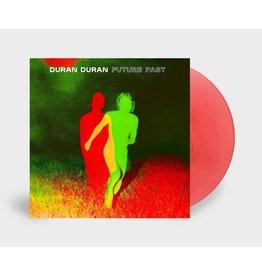 Duran Duran - Future Past LP (Ltd Edition Transparent Red Vinyl)