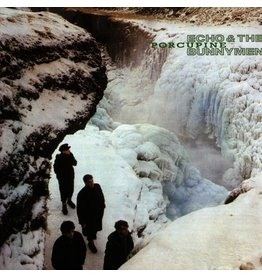 Echo and the Bunnymen - Porcupine LP