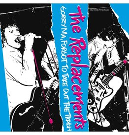 Replacements - Sorry Ma, Forgot To Take Out The Trash 1LP/4CD (40th Anniversary Limited Edition Set)