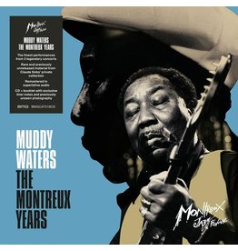 Waters, Muddy - The Montreux Years CD