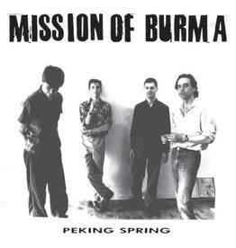 Mission Of Burma  Peking Spring LP