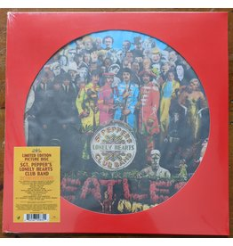 Beatles - Sgt. Pepper's Lonely Hearts Club Band LP (Anni Ed. Picture Disc)