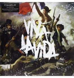 Coldplay - Viva La Vida or Death and All His Friends LP