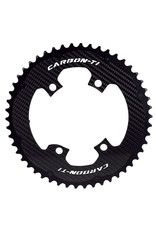 Carbon-Ti Carbon-Ti X-CarboRing 9100 4-Arm Carbon Road Chainrings