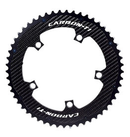 Carbon-Ti Carbon-Ti X-CarboRing Carbon Road Chainrings