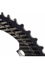 Carbon-Ti Carbon-Ti X-CarboRing X-AXS 5x110 BCD Carbon Road Chainrings