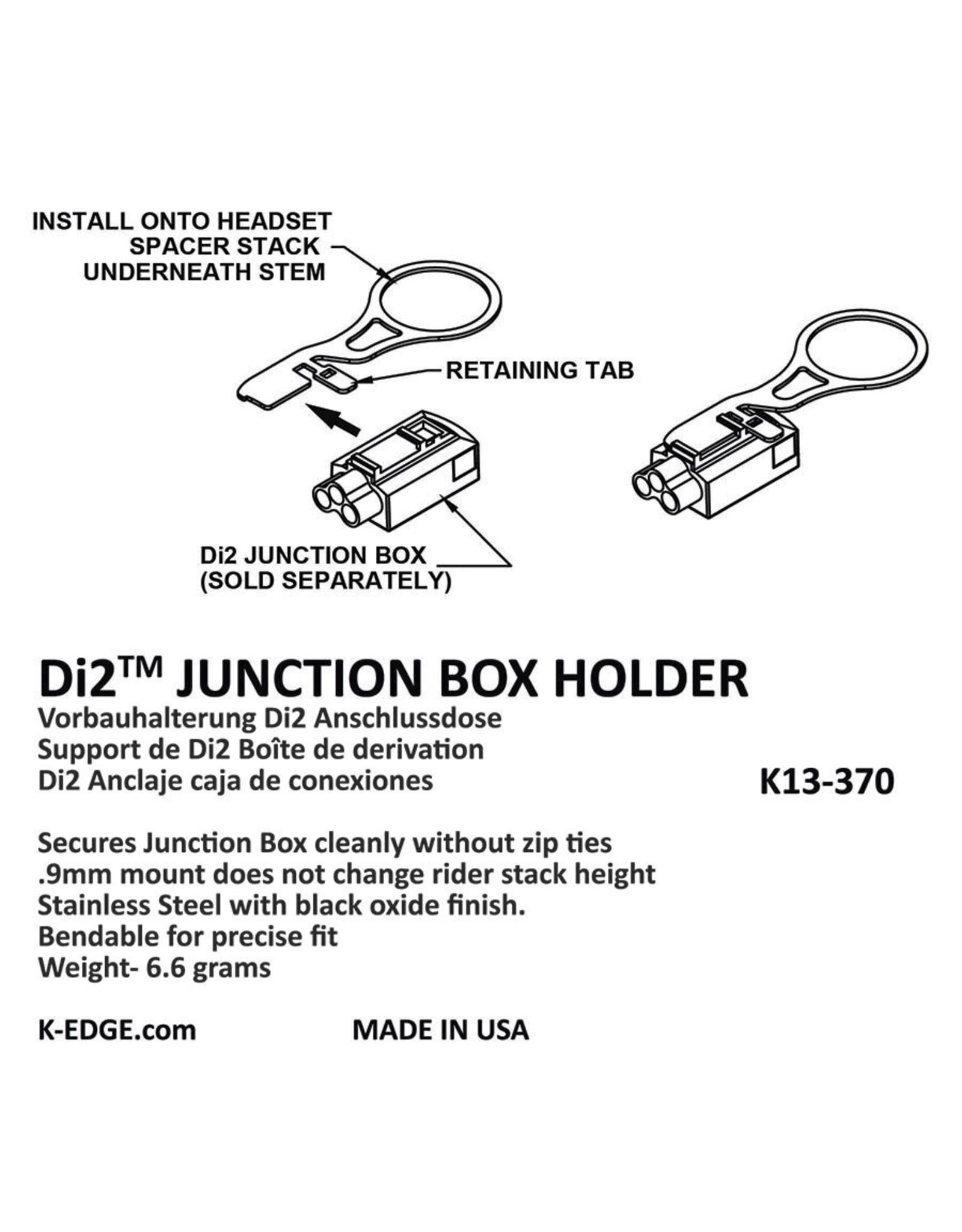 K-Edge K-Edge Di2 Junction Box Mount