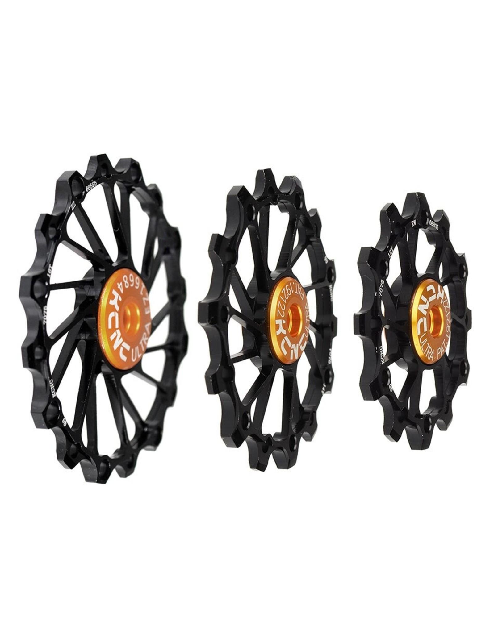 KCNC KCNC Narrow/Wide Ultra Pulley Wheel