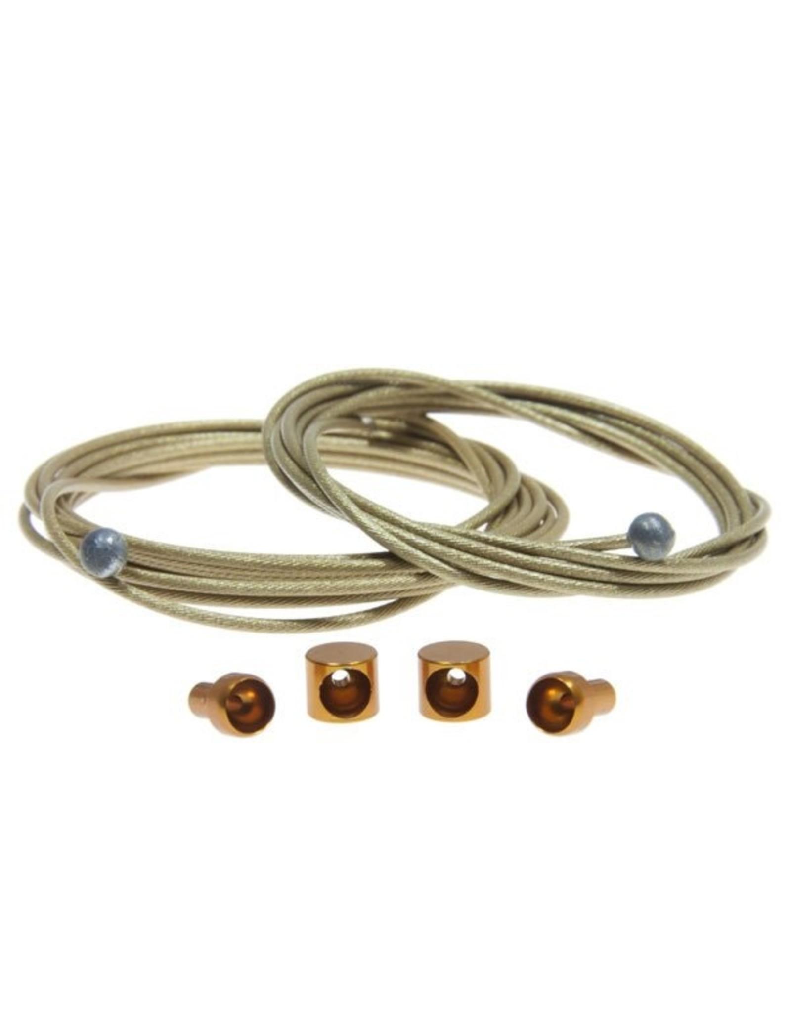 KCNC KCNC Titanium Cables