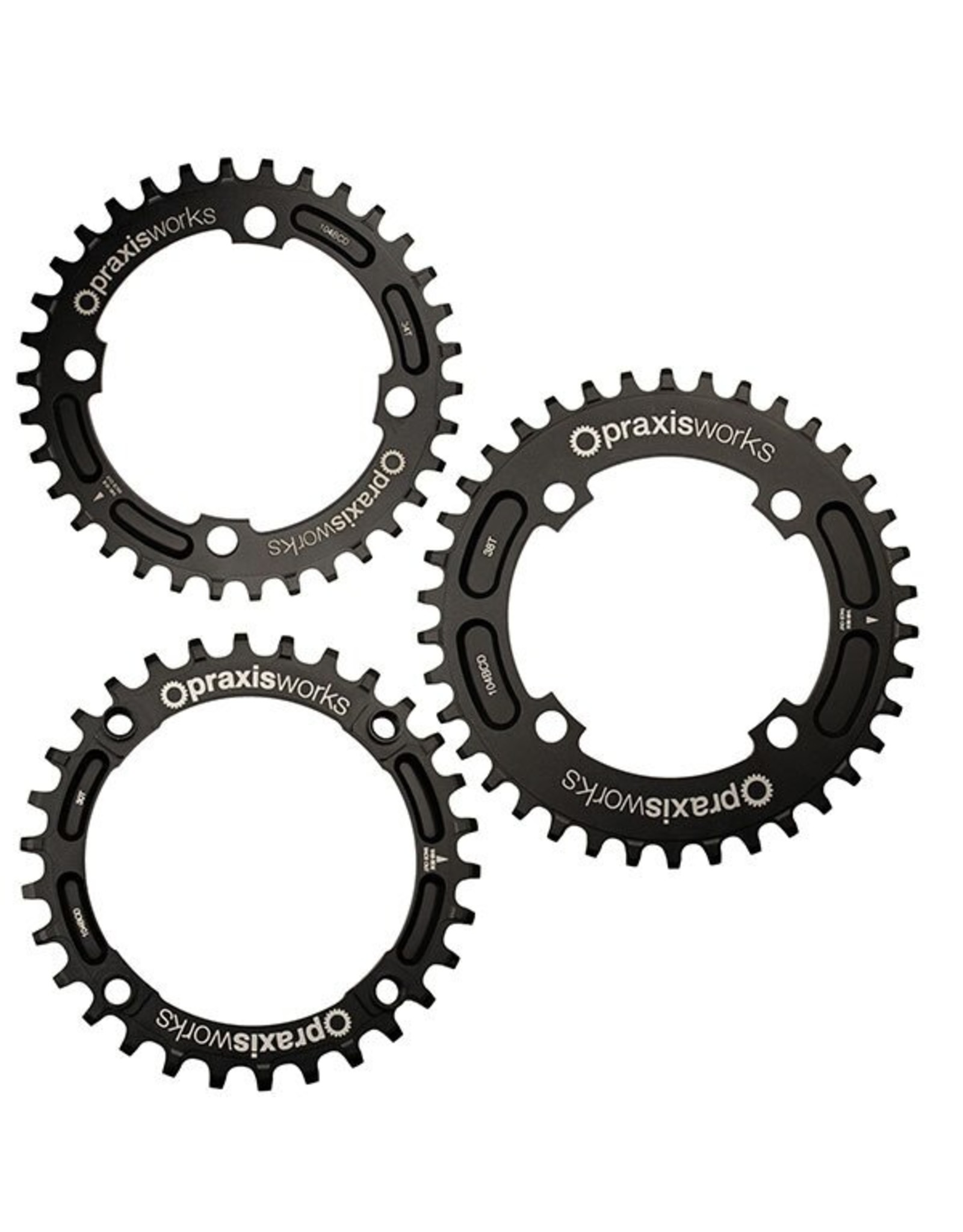 Praxis Works Praxis Wave 1X Mountain Chainring