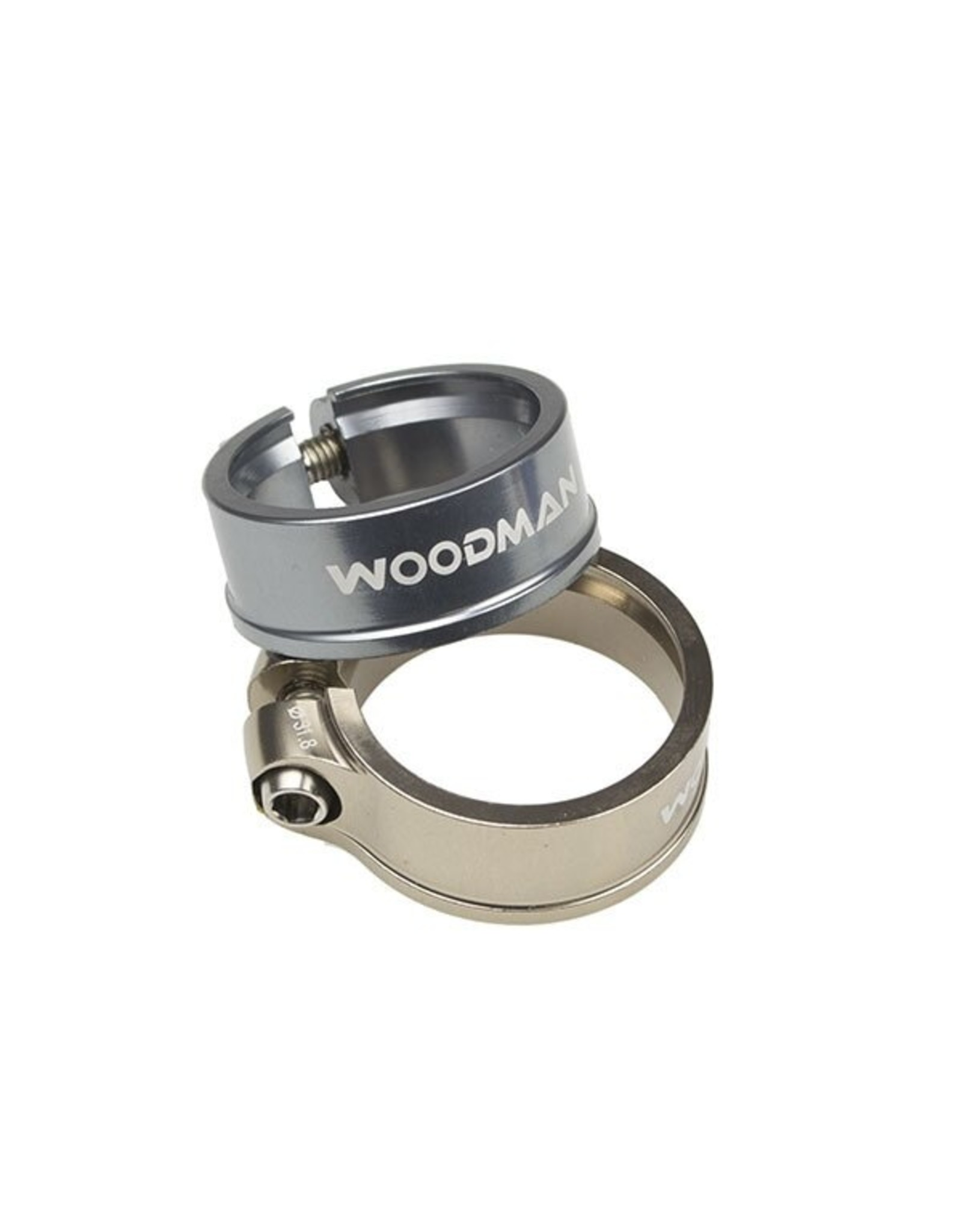 Woodman Woodman Deathgrip TCSL Seatpost Collar