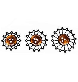 KCNC KCNC Asymmetric Ultra Pulley Wheel