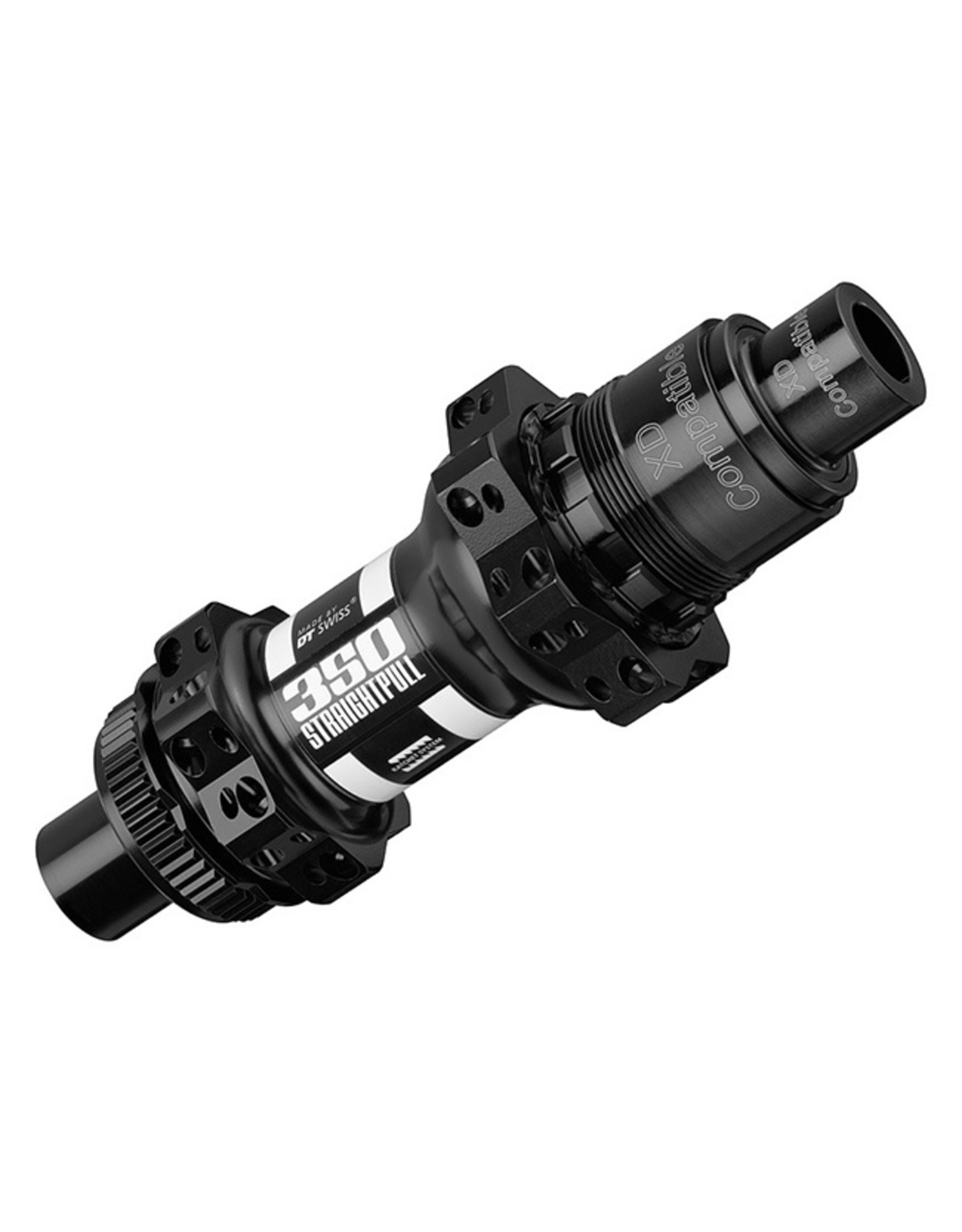 DT Swiss DT Swiss 350 Boost Straight-Pull Centerlock Rear Hub