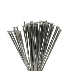 Pillar Spokes Pillar X-Tra Lite Titanium Straight-Pull Spokes
