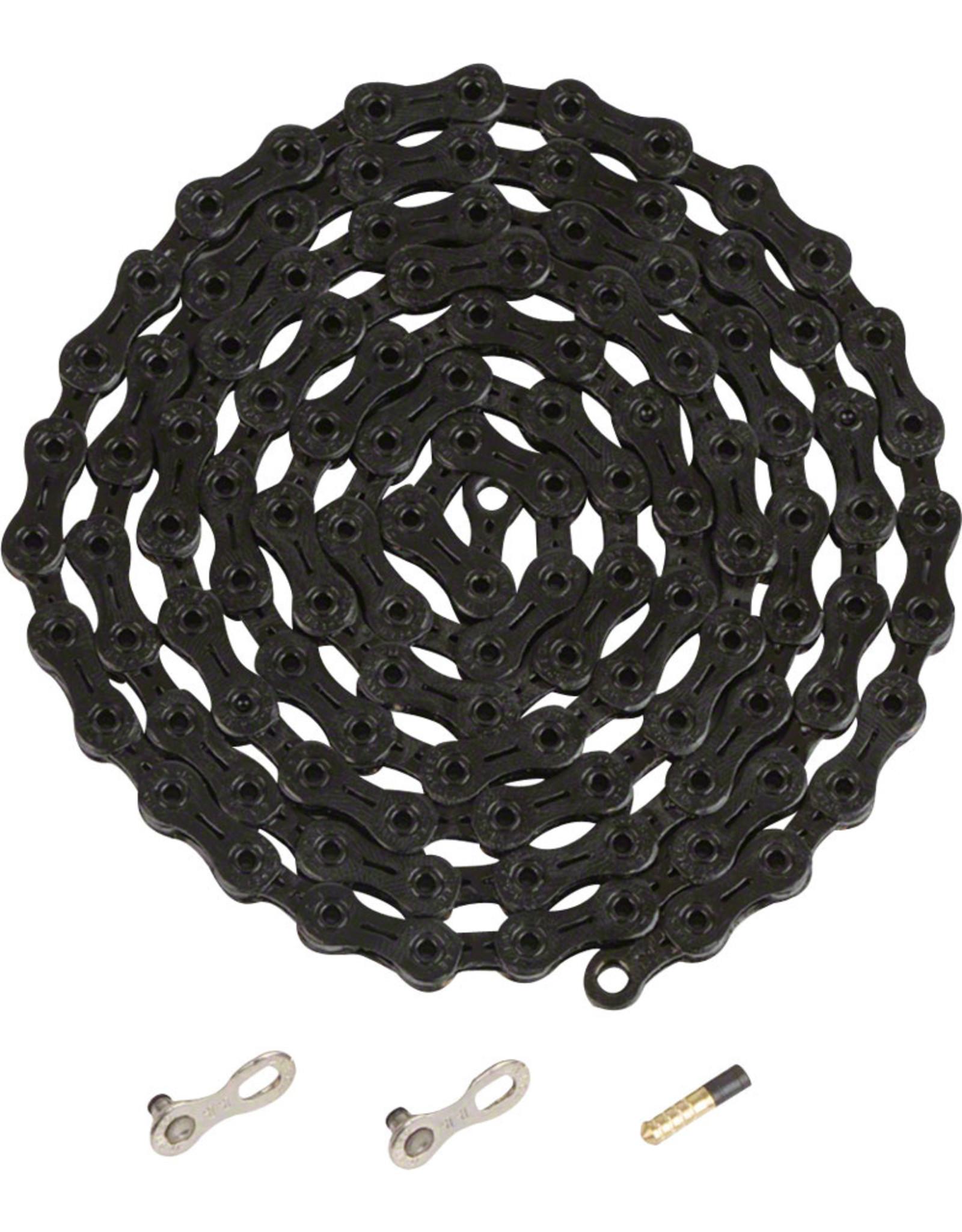 YBN YBN 11 Speed Ti-Nitride Chain Black - SLA110
