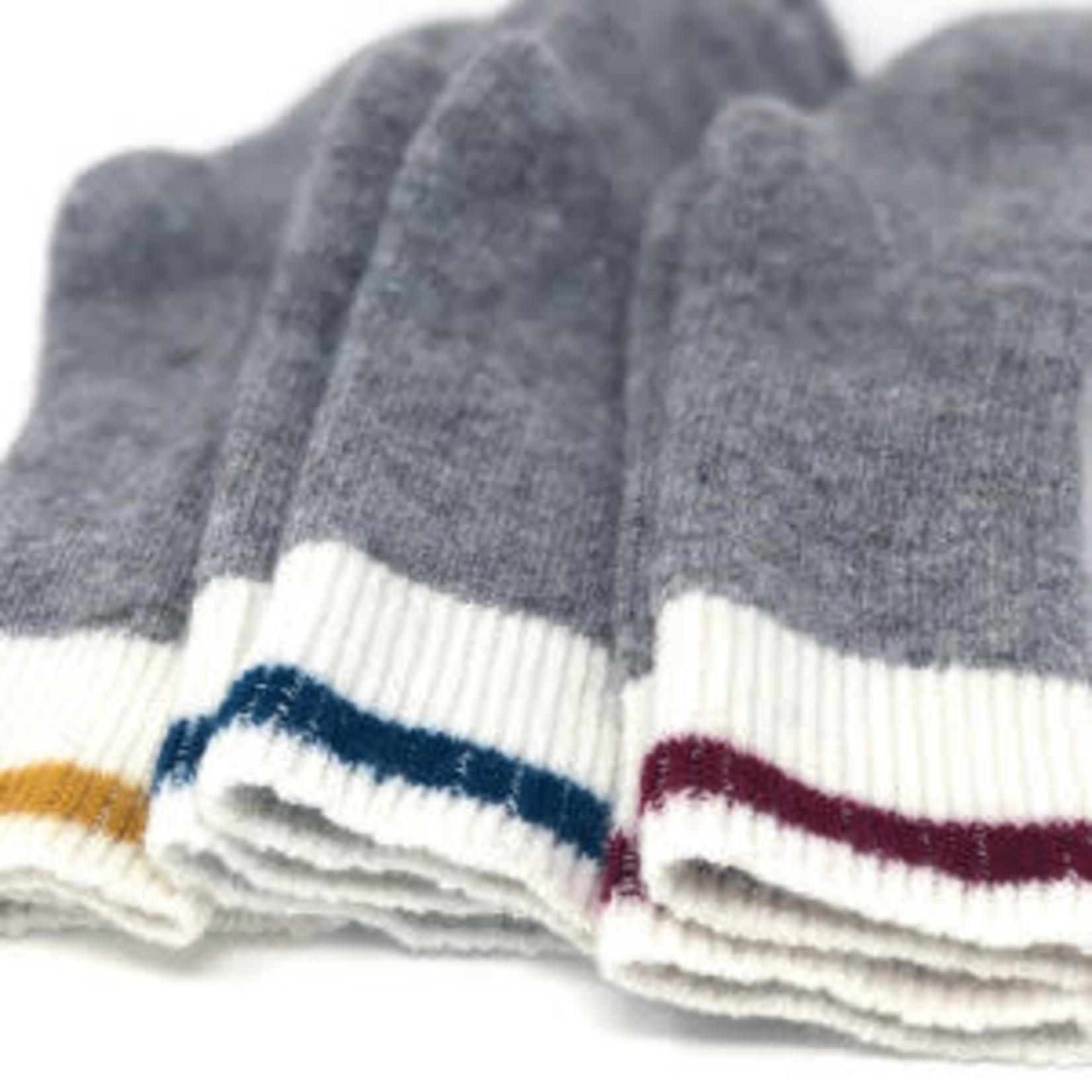 XS Unified XS Unified Kids Little Camper Wool Socks