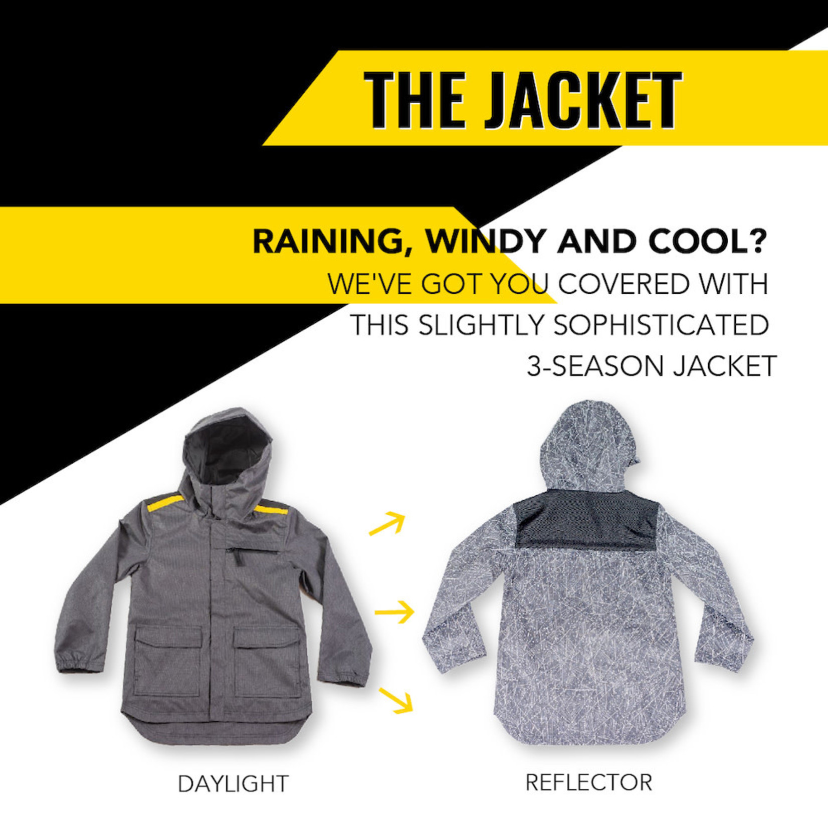 Zapped Outfitters Zapped Jacket