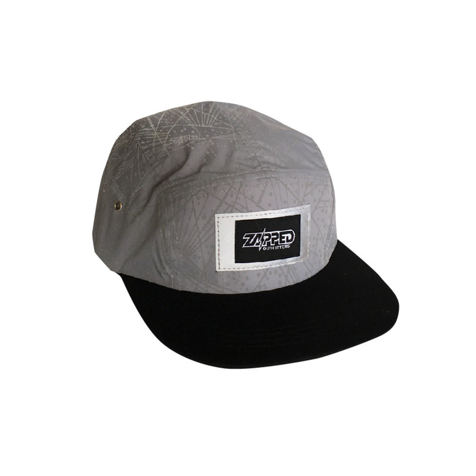 Zapped Outfitters Zapped 5-Panel Hat
