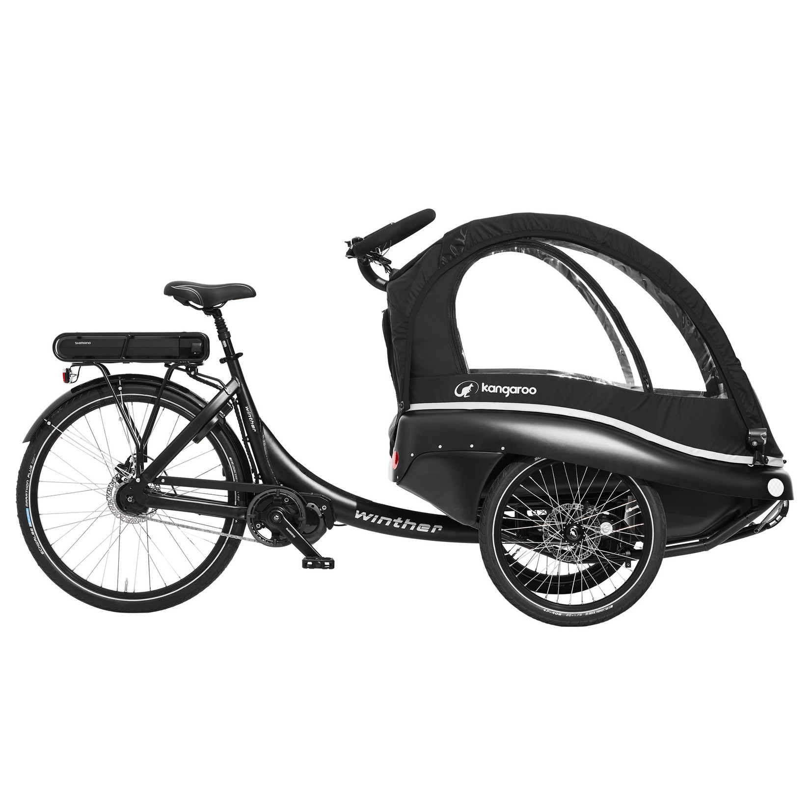 Winther Bikes Winther, Kangaroo Luxe