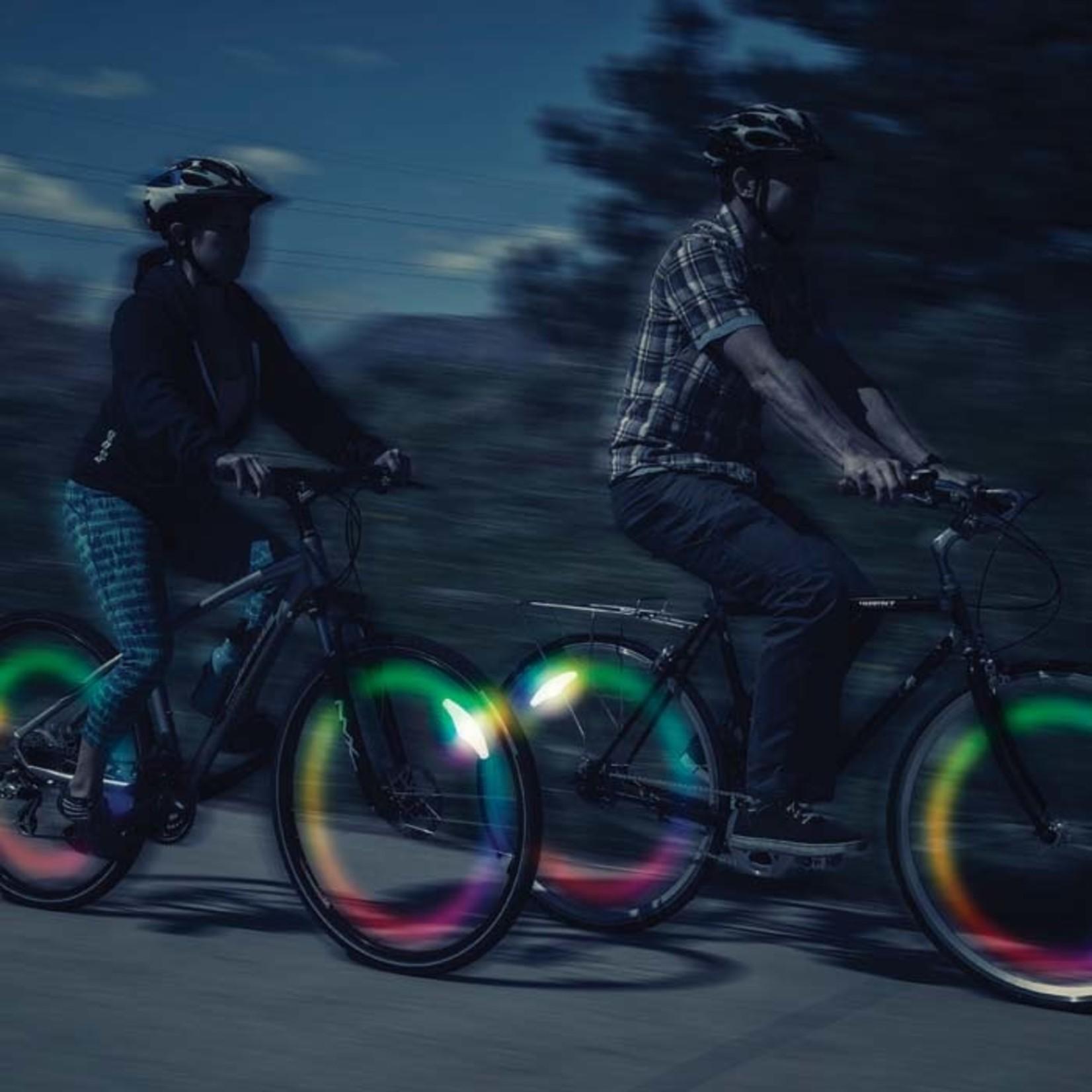 Nite Ize SpokeLit LED Disc-O Select 2-pck