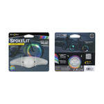 Nite Ize SpokeLit LED Disc-O Multicolour