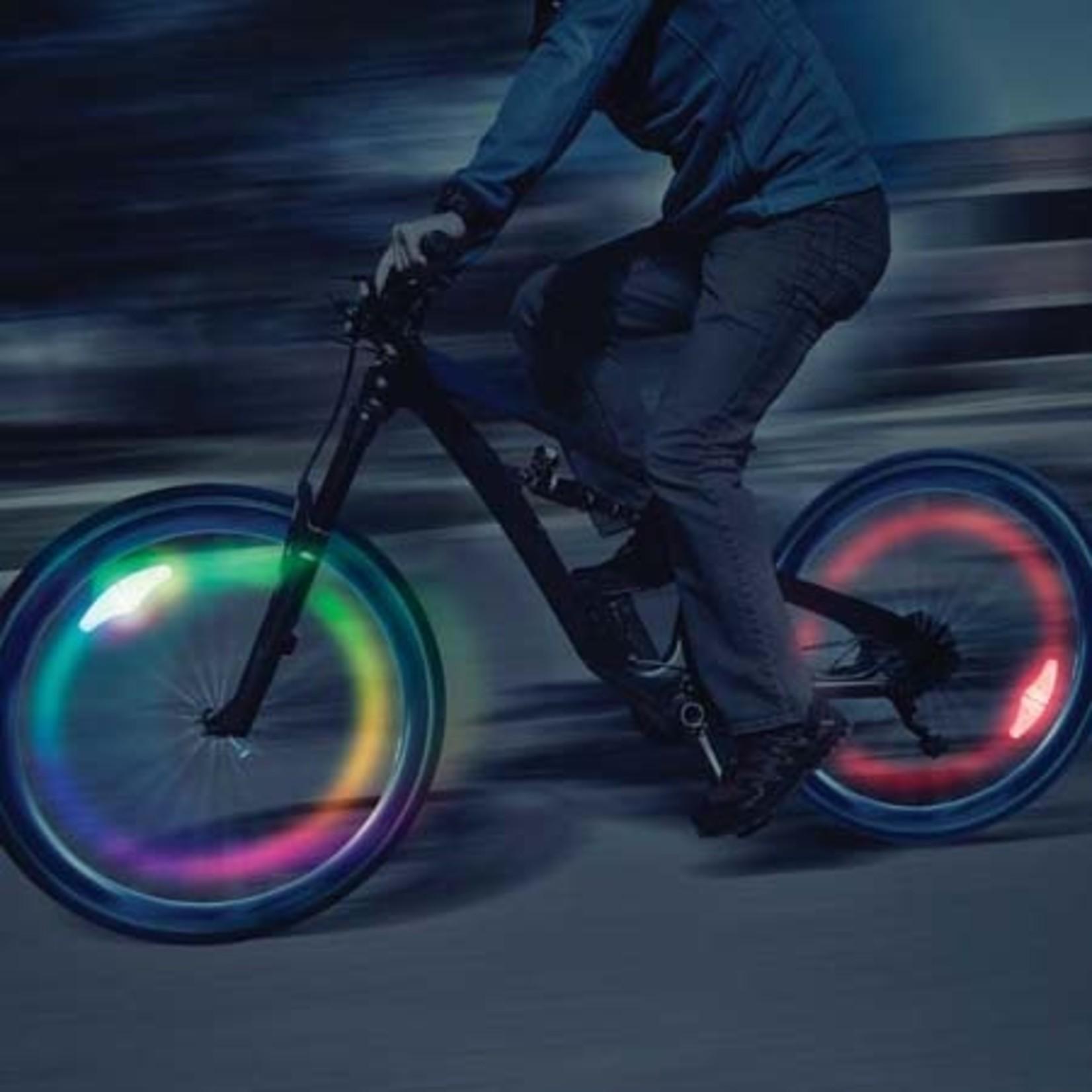 Nite Ize SpokeLit LED Disc-O Multicolour