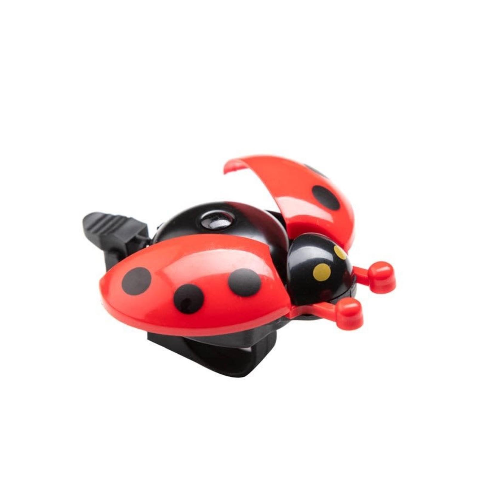 Evo Ring-A-Ling Bell Ladybug