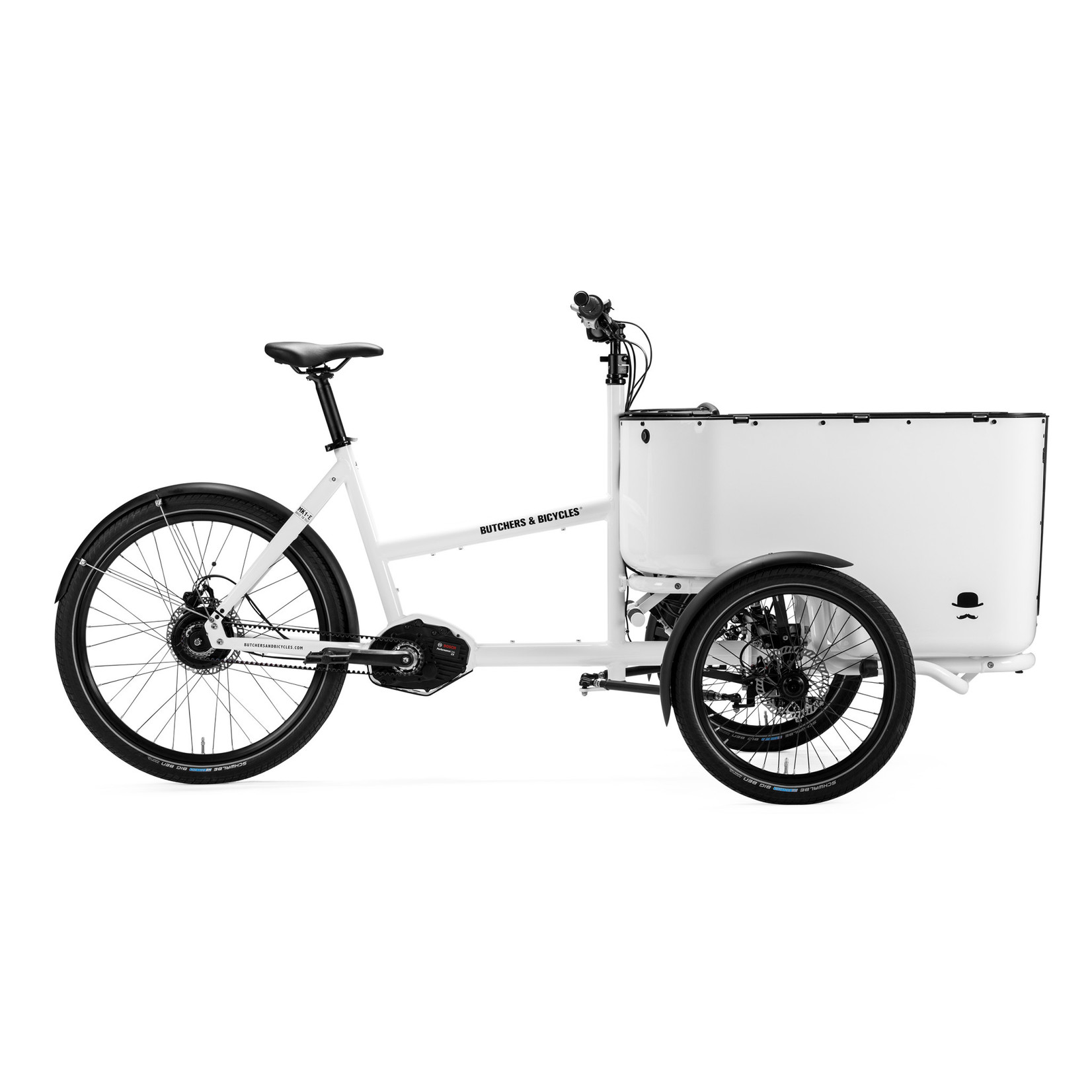 Butchers & Bicycles Butchers & Bicycles MK1-E Vario