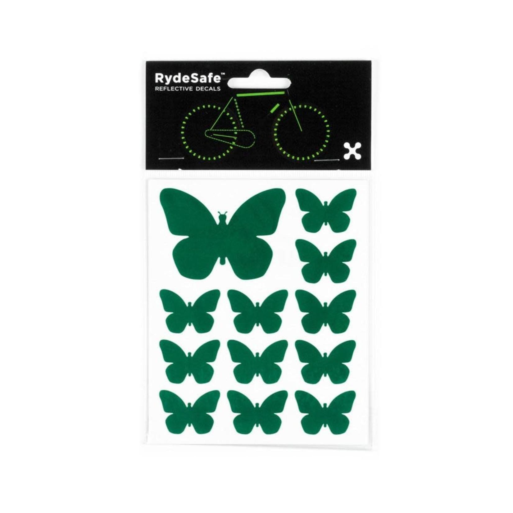 Rydesafe Reflective Butterfly Stickers